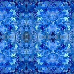 Liquid Blue Hydrangea - Small