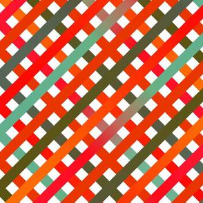 Weaving diagonals colour 2