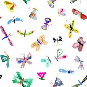 Wonderous Butterflies