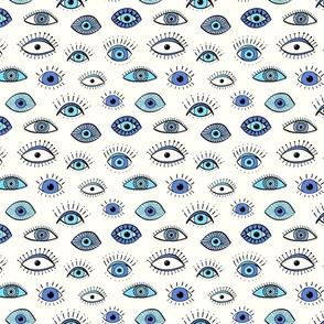 evil eye (medium scale)