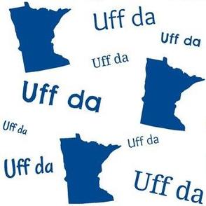 Blue Uff Da