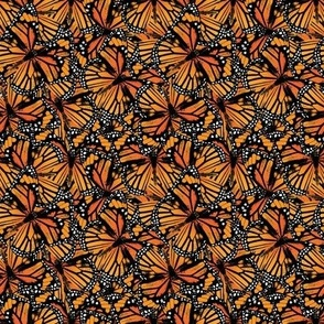 Monarch Butterfly Pattern