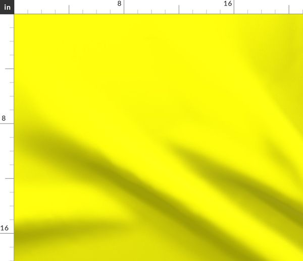 Telas por metros amarillo brillante, amarillo, fluorescente, neón