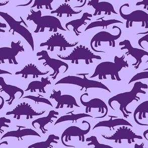 Dinos Purple Mono big