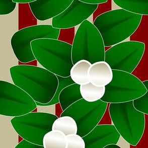 Meet Me Under the Mistletoe (striped)