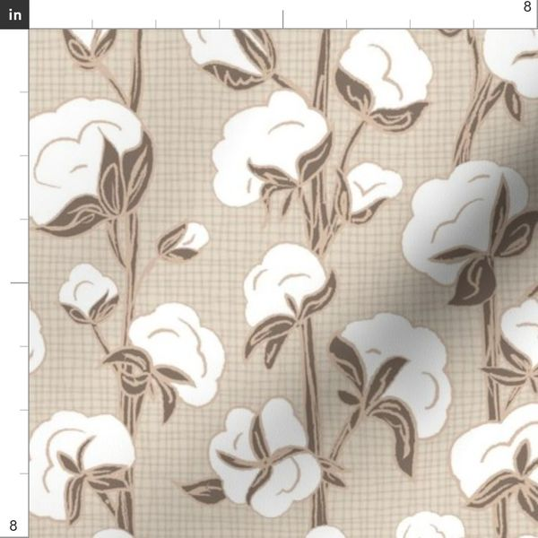 Farmhouse Cotton Woodland Cotton Cotton Fabric By The Yard