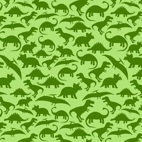 Dinos Green Mono