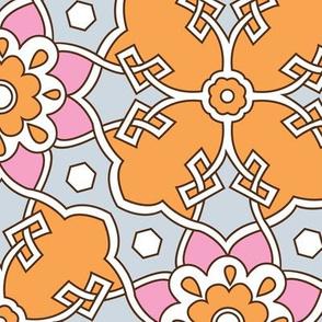 Turkish Tile Orange