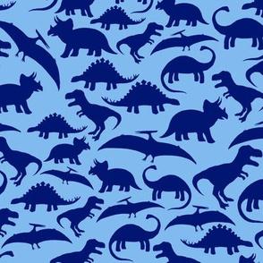 Dinos Blue Mono big