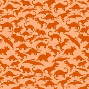 Dinos Orange Mono