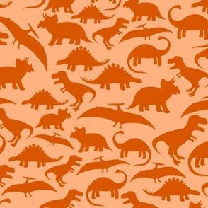 Dinos Orange Mono big