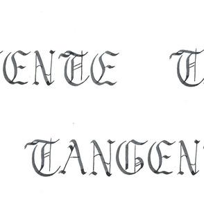 tangeante