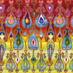 Maximum Magic Maroc Carpet