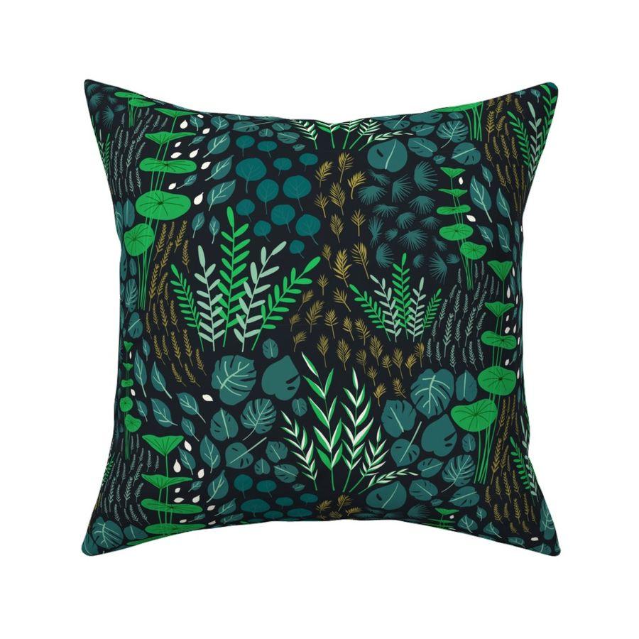 Emerald forest-Emerald