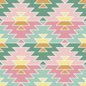 07756539 : kilim4 : springcolors