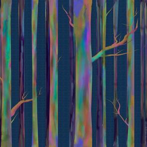 Rainbow Eucalyptus of Hawaii