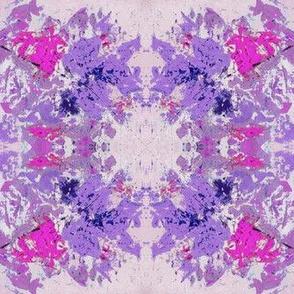 Boho Hippie Lilac Purple Rain