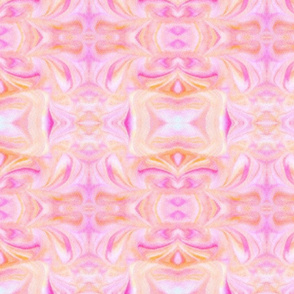 Painted Pink Swirl