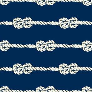 Figure 8 Knot - Horizontal Cord Lines