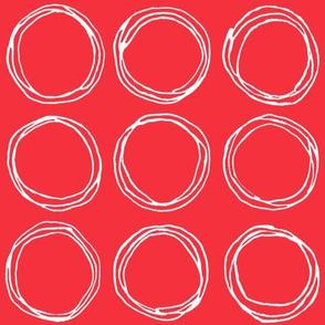 Circles (red)
