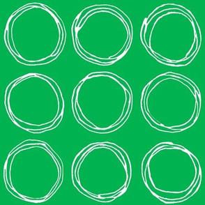Circles (green)