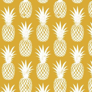 pineapples - crown gold