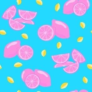 Pop Art Lemon Liberty