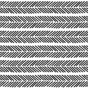 stripes boho