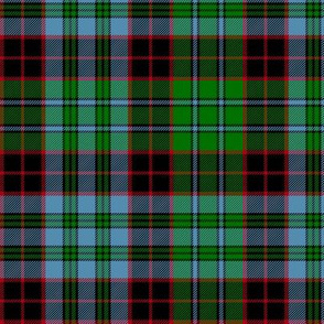 "Stewart old tartan, 6"" - Wilson's colors"