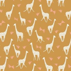 Tower of Giraffes - Gold