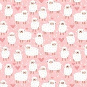 Sheep's dreams. Micro scale.