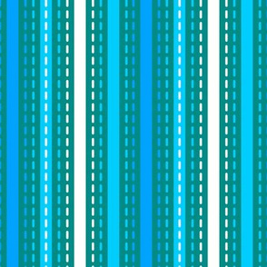 Tilkkutakki (Cool Colours) D