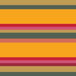 Savanna Stripe