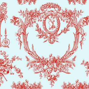 Marie Toile strawberry 4
