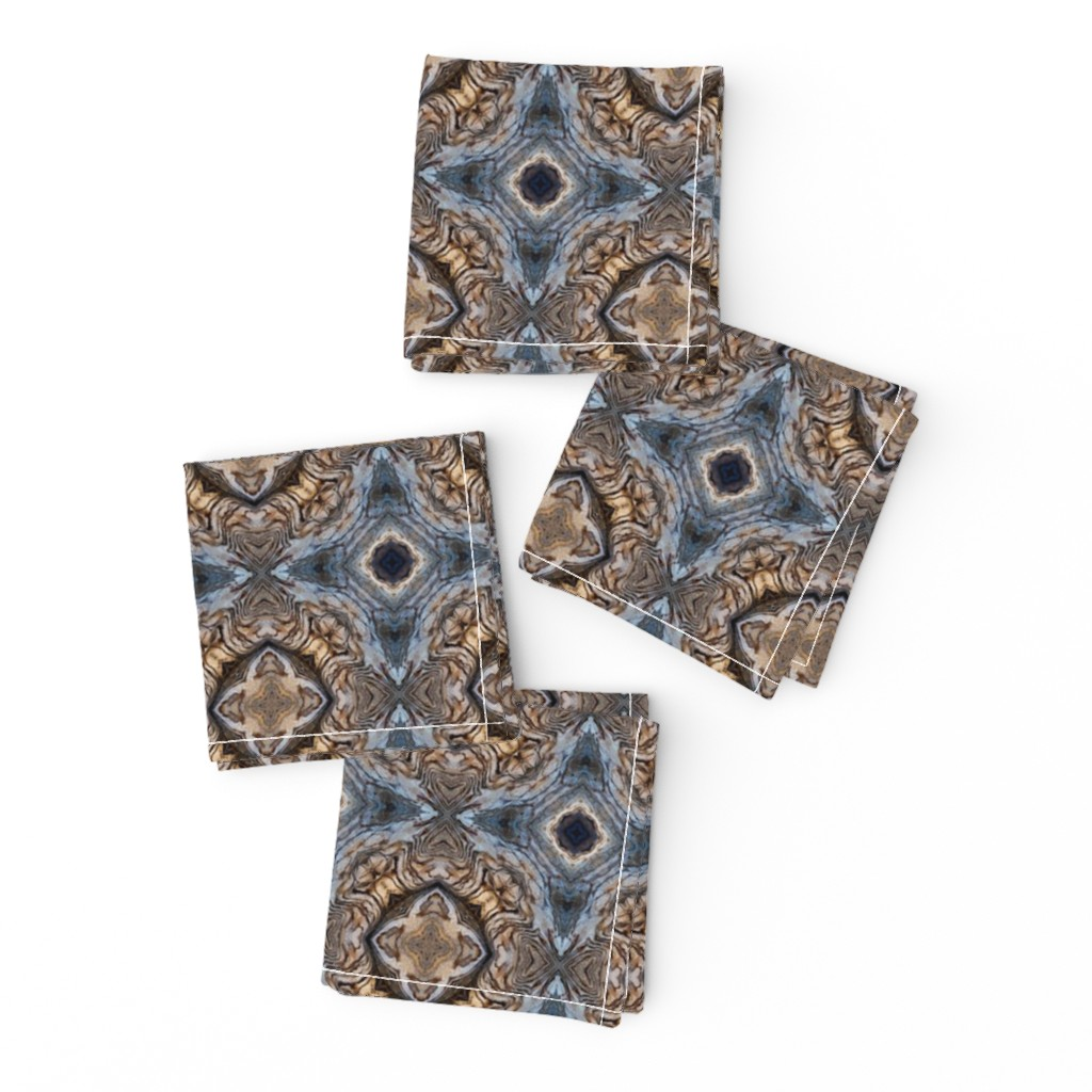 Frizzle Cocktail Napkins featuring Driftwood by snaphappyscientist