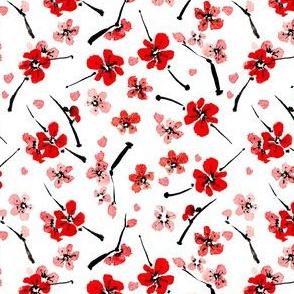 Mei Hua spring bloom