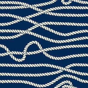 Intricate Rope Pattern
