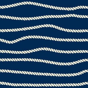 Uneven Parallel Ropes