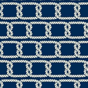Rope Loops - Fishnet Pattern