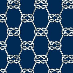 Granny Knot - Fishnet Pattern
