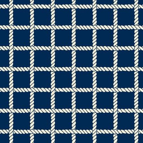 Rope intersection - Nautical Pattern