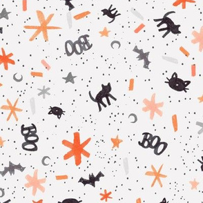 Halloween Confetti (Medium)