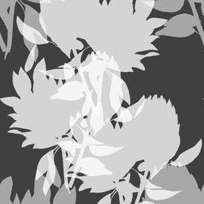Floral - dark