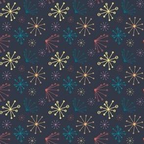 Let's Party - Fireworks - Black