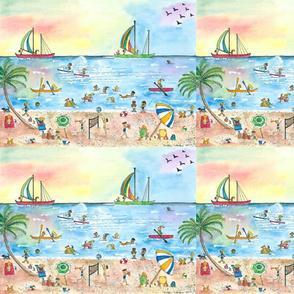 Happy Beach 2