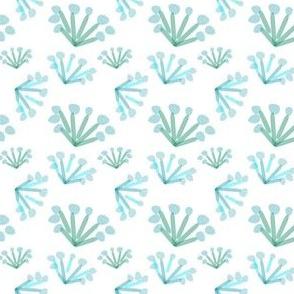Flower Bunch - White