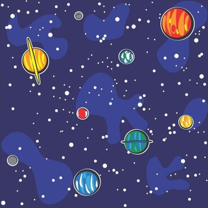 Our Solar System (rotated)
