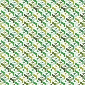 Geometric Pattern: Tube: Spring
