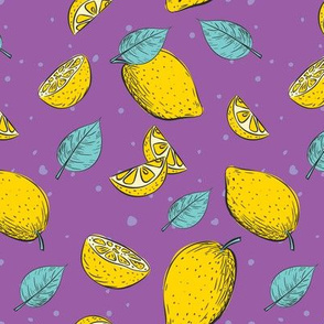 Lemon Time - Purple 6