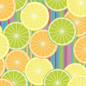 Juicy Citrus Slices